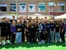 U19 DHB Auswahl mit den beiden Berlinern Nils und Moritz