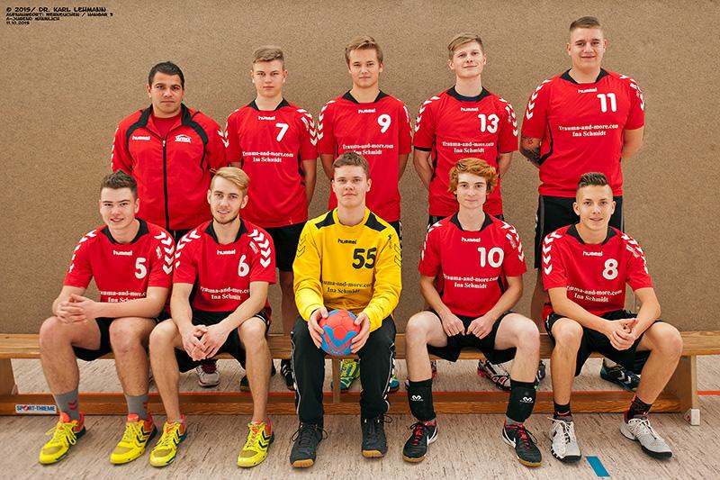 Männliche Jugend A 2015 10 11