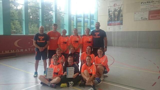 Turnier in Wildau
