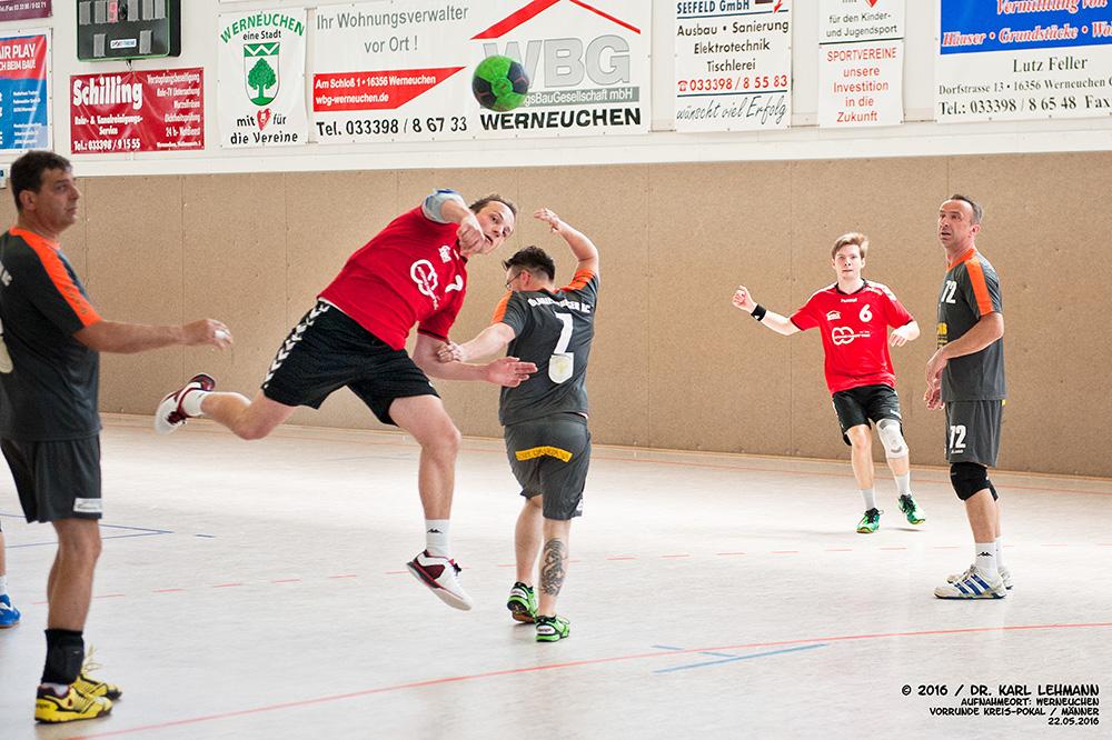 2016 05 22 Vorrunde Kreis-Pokal Männer