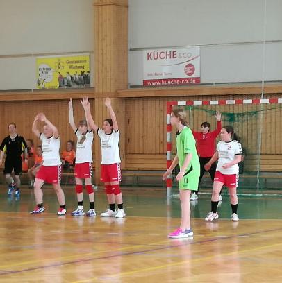 Weibliche Jugend-D Brandenburg-Pokal